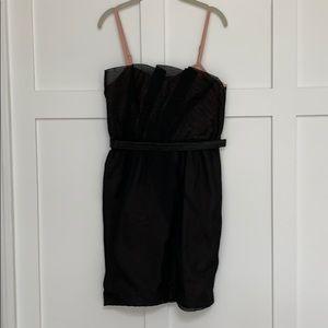 Marc Jacobs black cocktail dress